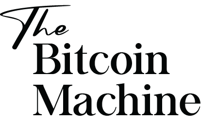 The Bitcoin Machines